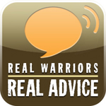 Real Warriors, Real Advice Podcast Series
