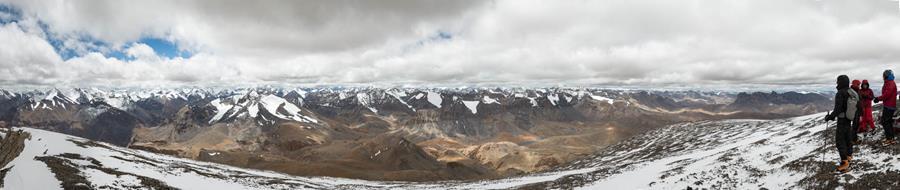 6000m panorama