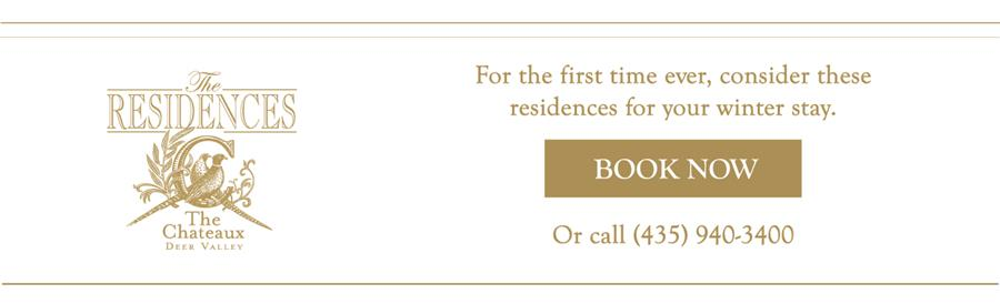 The Chateaux Residences Special Offers
