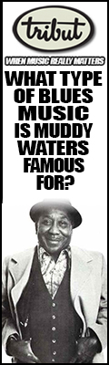 Every week we pay TRIBUT to the legends in music and pop culture. What two type of blues music is Muddy Waters famous for? See what interesting things happened during the week of April 2 to April 8. Click to view Tribut's This Week In Rock Culture.