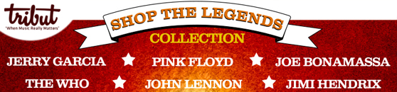 Tribut Banner, Legends Collection