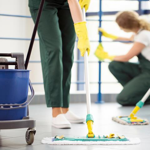 The Future of Cleaning Services Post-COVID