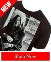 Tribut Apparel - NEW Janis Joplin - Good Luck tee