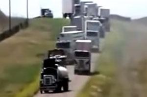 We got us a Convoy