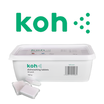 Koh's new GECA Certified  Dishwashing Tablet