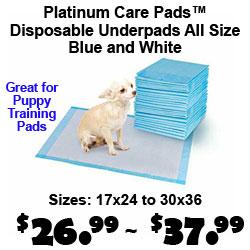 Platinum Care Pads