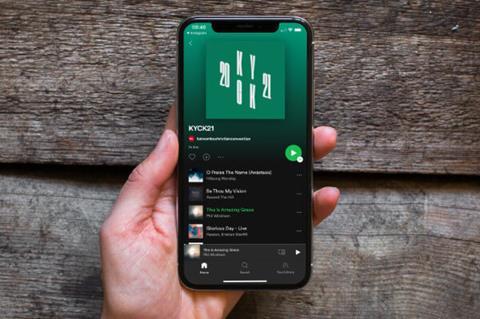KYCK21 Spotify Playlist