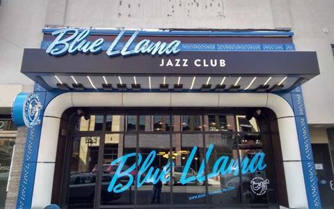 Blue Llama Jazz Club - Ann Arbor, MI