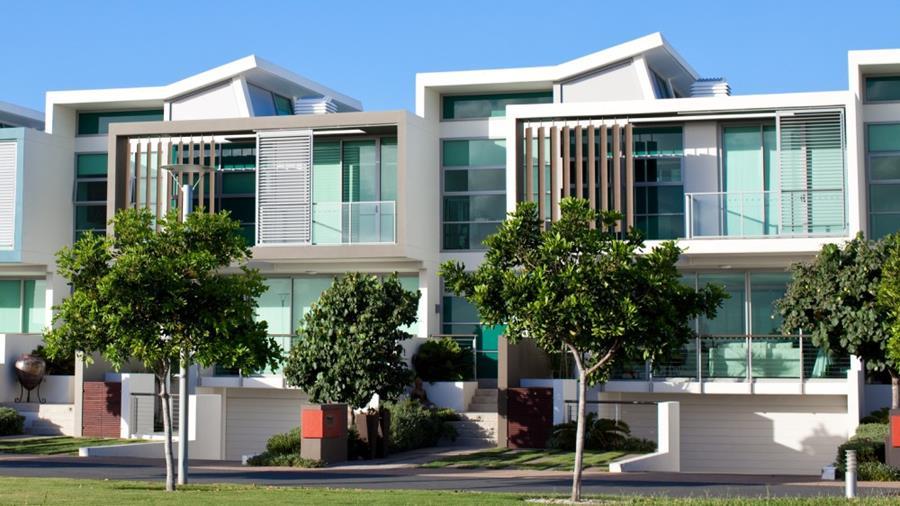 New suburban multi-unit developments