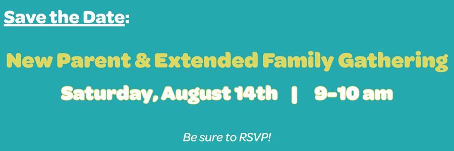 Register for Parent Gathering