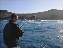 David Fairclough, fishing