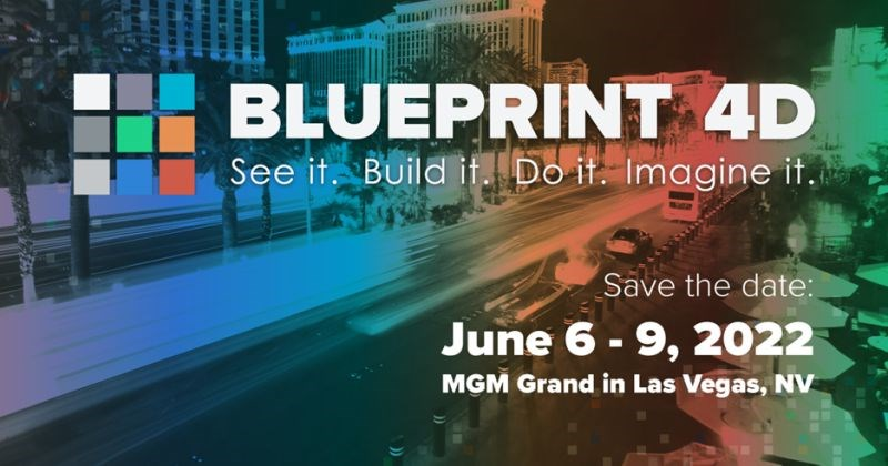 BLUEPRINT 4D global Oracle customer event