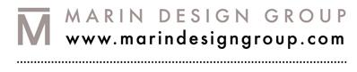 Marin Design Group www.marindesigngroup.com